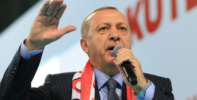 Cumhurbaşkanı Erdoğan'dan Afrin Açıklaması: Etkisiz Hale Getirilen Terörist Sayısı 3 Bin 300