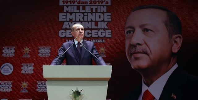 Cumhurbaşkanı Erdoğan: Konu Türkiye Olduğu Zaman Düşmanlar Dost Oluyor