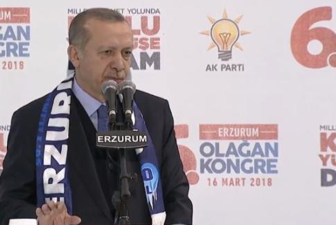 Cumhurbaşkanı Erdoğan: Münbiç'teki Kardeşlerimizi Daha Fazla Bekletmeyeceğiz