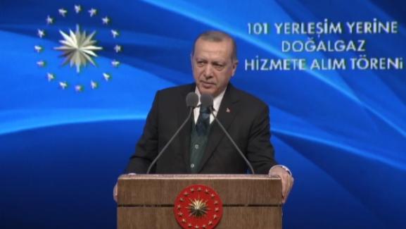 Cumhurbaşkanı Erdoğan: Üçüncü Nükleer Santral İçin Hazırlıkları Yürütüyoruz