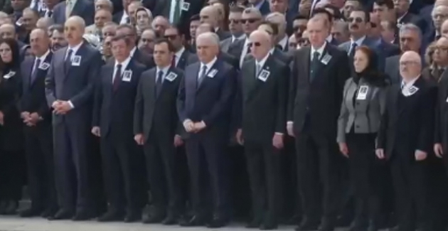 Hasan Celal Güzel İçin TBMM'de Cenaze Töreni