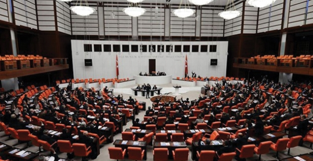 İttifak Teklifi Meclis'te Kabul Edildi