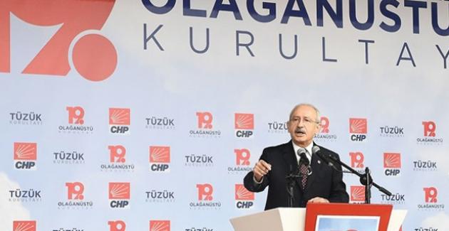"""Kılıçdaroğlu: """"Haramilerin Saltanatını Yıkmadıkça Rahat Uyumayacağız"""""""