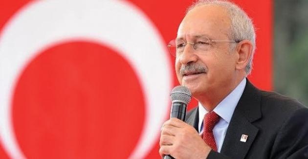 Kılıçdaroğlu İstiklal Marşı'nın Kabulünü Kutladı