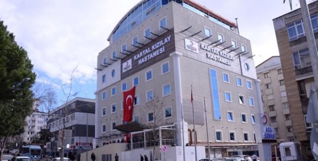 Kızılay Özel Kartal Hastanesi Açıldı