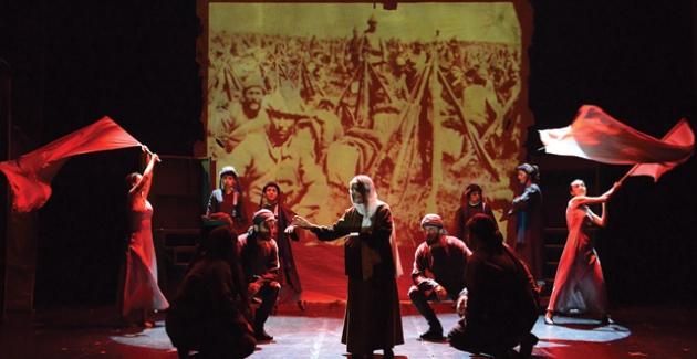 'Mehmet Akif' Seyirci Karşısına Çıkıyor