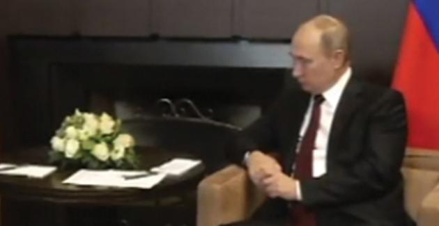Putin: Türkiye Büyük Bir Ülke