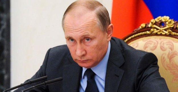 Putin: Yeni Silahlar Uzun Yıllar Boyunca Geliştirildi