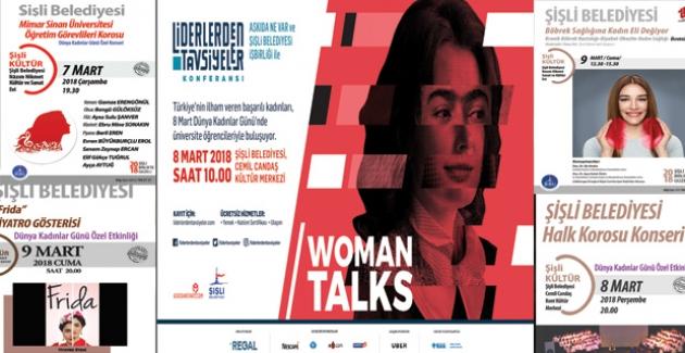 Şişli'de Kadınlar Ses Veriyor