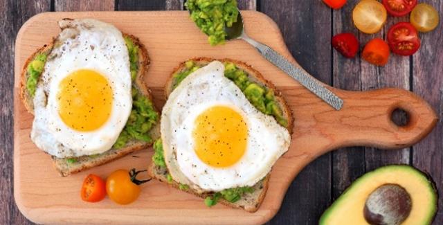 Şişmanlatmayan Kahvaltı Planı