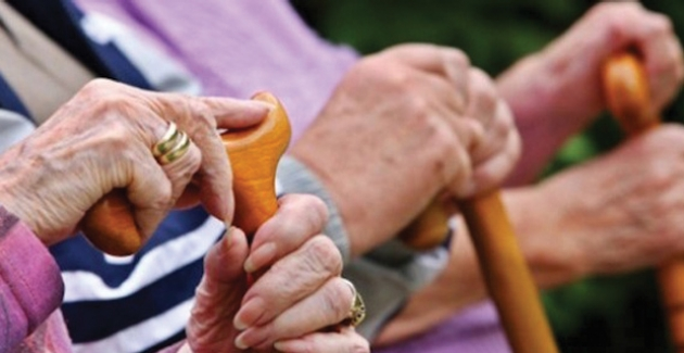 Yaşlı Nüfus Oranı Son 5 Yılda Yüzde 17 Arttı