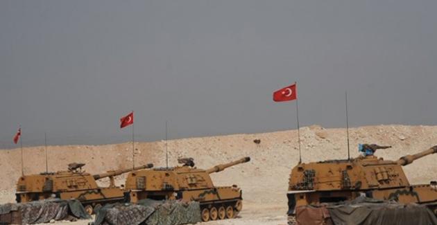 Zeytin Dalı Harekatında 3 Bin 149 Terörist Etkisiz Hale Getirildi