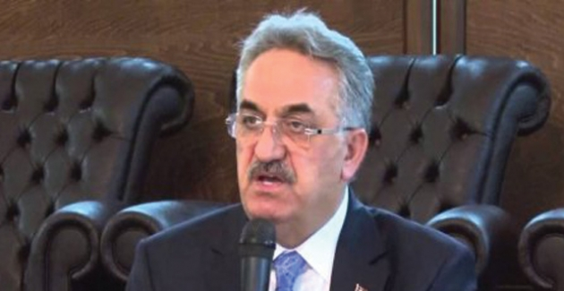 """AK Parti Genel Başkan Yardımcısı Yazıcı, """"Belediye Başkanlarına Dördüncü Dönem Yok"""""""
