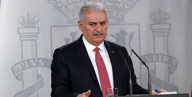"""Başbakan Yıldırım, """"Seçimi Onlar Yapmayacak, Türkiye Yapacak"""""""