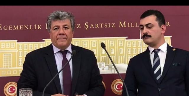 """CHP'li Erdem, """"OHAL'in Yeni Mağduru Süleyman Soyludur"""""""