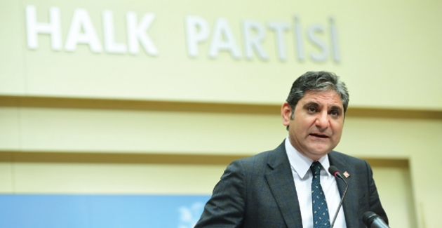 CHP'li Erdoğdu: Ekonomide Bir Düzelme İsteniyorsa Derhal OHAL Kaldırılmalı