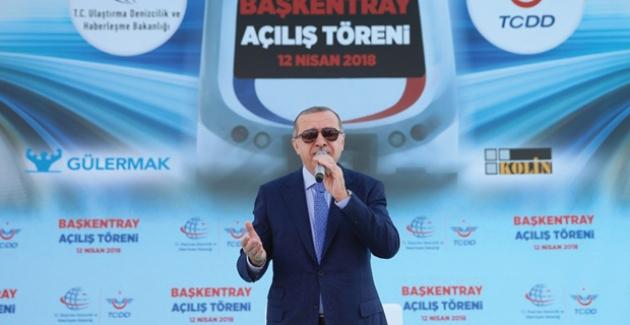 Cumhurbaşkanı Erdoğan: Suriye'nin Bilek Güreşi Sahasına Çevrilmesinden Rahatsızlık Duyuyoruz