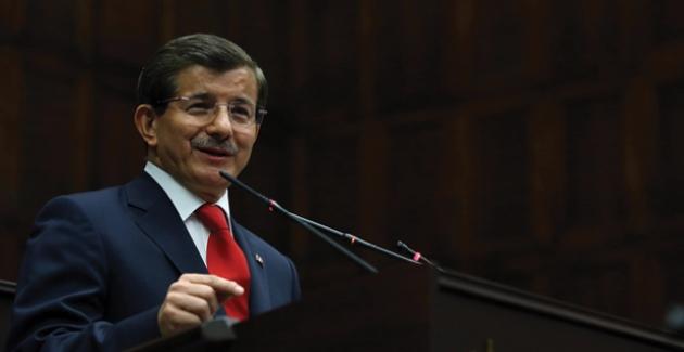 """Davutoğlu: """"Aday Değilim, Adayımız Cumhurbaşkanı Erdoğan"""""""