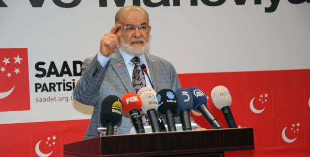 """Karamollaoğlu: """"Sadece Suriye Değil Bütün Müslümanlar Hedef Alındı"""""""