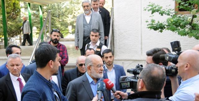 Karamollaoğlu: Türkiye'nin Bir Çıkışa Ve Değişikliğe İhtiyacı Var