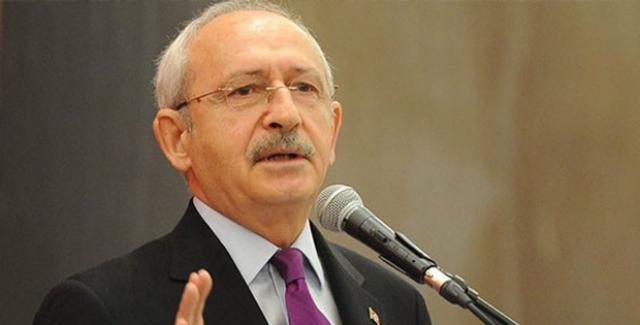 Kılıçdaroğlu: Egemen Güçlerin Bölgeden Ellerini Çekmesi Lazım