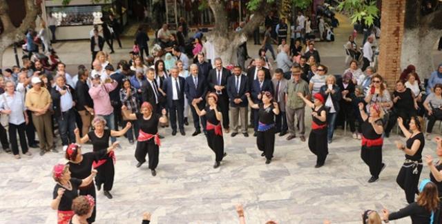 Kuşadası'nda Turizm Haftası