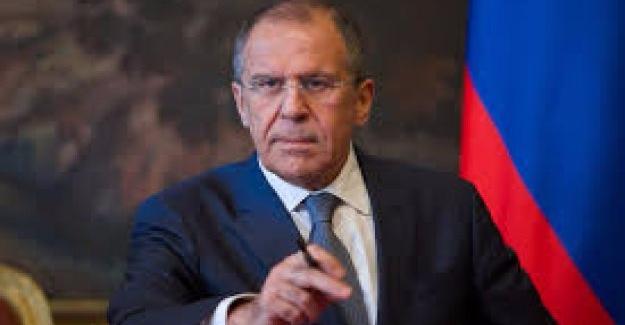 Lavrov: Kimyasal Saldırı Mizansen, Arkasında Rusofobi Var