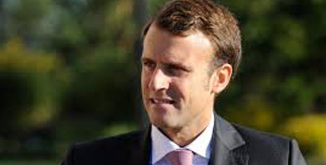 Macron: Kimyasal Saldırı Kanıtlarımız Var