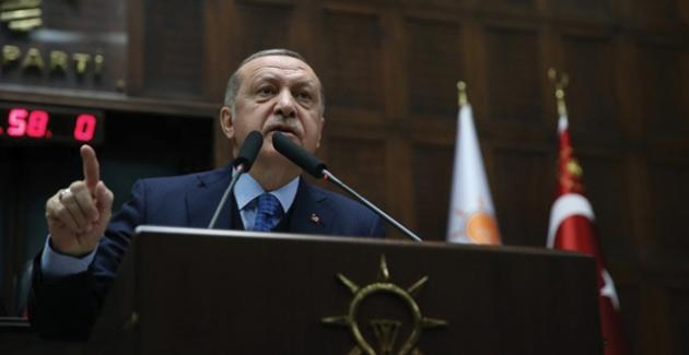 """""""Tek Gayesi Recep Tayyip Erdoğan Düşmanlığı Olan Bir İttifak Kurulmaya Çalışılıyor"""""""