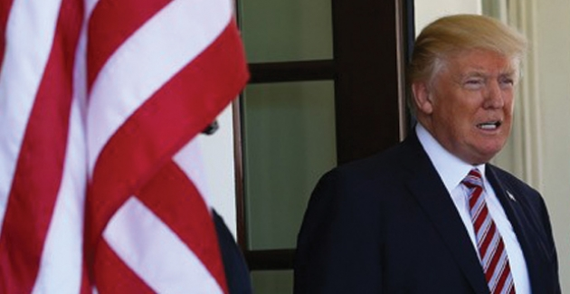 Trump: Suriye'ye Saldırının Ne Zaman Olacağını Söylemedim