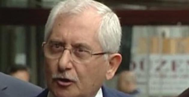 YSK Başkanı Sadi Güven'den Seçim Takvimi Açıklaması