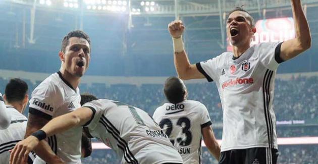 Avrupa'nın En Çok Değer Kazanan Kulübü Beşiktaş Oldu
