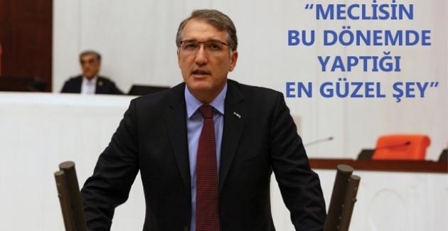 """CHP'li İrgil, """"Genç Akademisyenlerin Mağduriyeti Sona Erdi"""""""