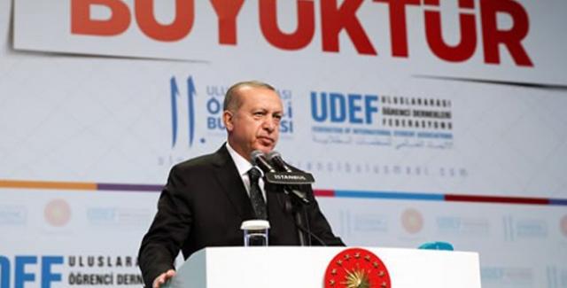 Cumhurbaşkanı Erdoğan: BM'yi Reforme Etmemiz Şart