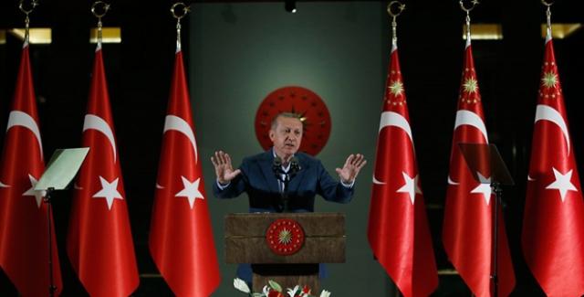 Cumhurbaşkanı Erdoğan: Gençlerimizi Sonraki Seçimlere Hazırlayacağız