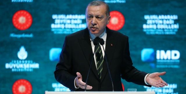 Cumhurbaşkanı Erdoğan: Türkiye'de Bulunan Suriyelilere 31 Milyar Dolar Yardım Yaptık