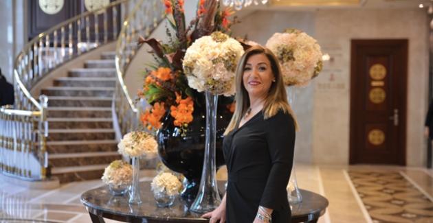 Elite World Asia Hotel'in Satış ve Pazarlama Direktörü Seher Baysal Oldu