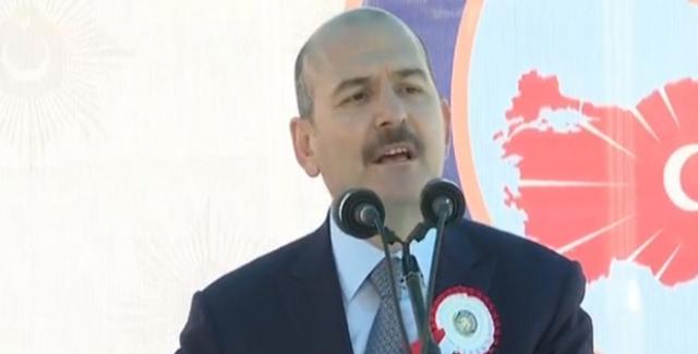İçişleri Bakanı Soylu: İlk Dört Ayda 22 Bin 156 Terörle Mücadele Operasyonu Yapıldı