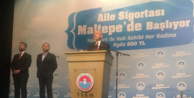 Kılıçdaroğlu: Bu Çarkı Değiştireceğim