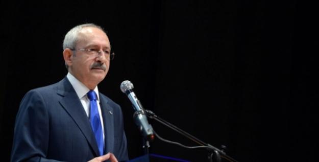 Kılıçdaroğlu: İsrail'in Ortadoğu'da Uyguladığı Zulüm İnsanlığa Karşı İşlenen Bir Suçtur