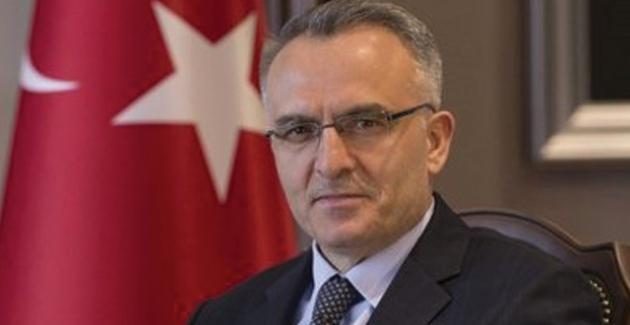 Maliye Bakanı Ağbal: Bütçe Nisan Ayında 2.8 Milyar Lira Açık Verdi