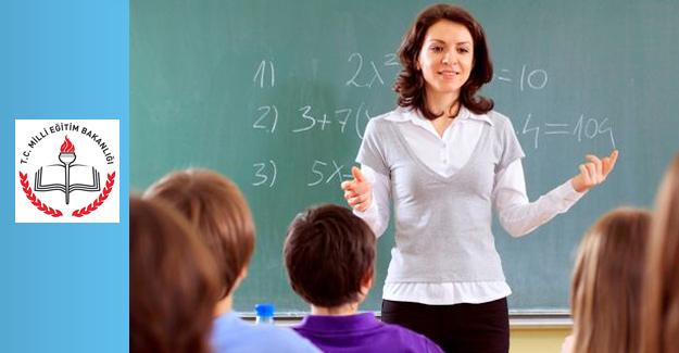 Öğretmenlerin Mesleki Çalışma Programı Belli Oldu