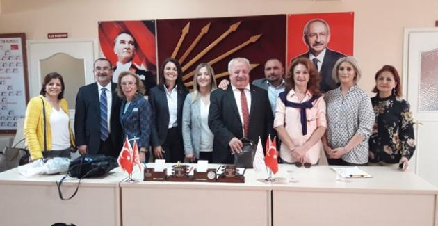 Recep Zengin CHP Kırklareli Milletvekili Aday Adaylığını Açıkladı