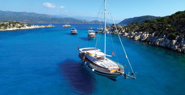 Türkiye 459 Mavi Bayraklı Plaj İle Dünyada İlk Üç Sırada Yer Aldı