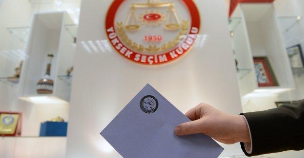 YSK Cumhurbaşkanlığı Seçimi Kesin Aday Listesini Açıkladı