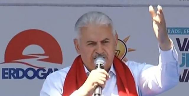 Başbakan Yıldırım'dan İnce'ye: Cıbılın Kabadayısı