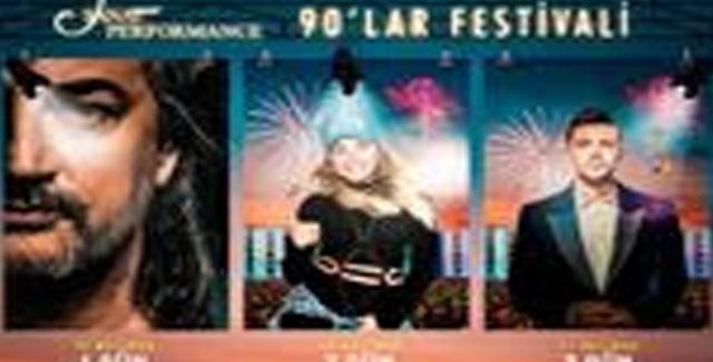Bayramda 90 'lar Festivali