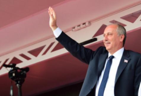 Cumhurbaşkanı Adayı İnce: Anketler Erdoğan'ın Moralini Bozdu