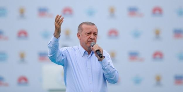 Cumhurbaşkanı Erdoğan: Böyle Bir Baskıyı Kabul Etmemiz Mümkün Değil