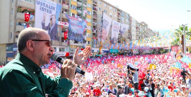 Cumhurbaşkanı Erdoğan: Kandil'de PKK'nın 35 Önemli İsmini Bitirdik